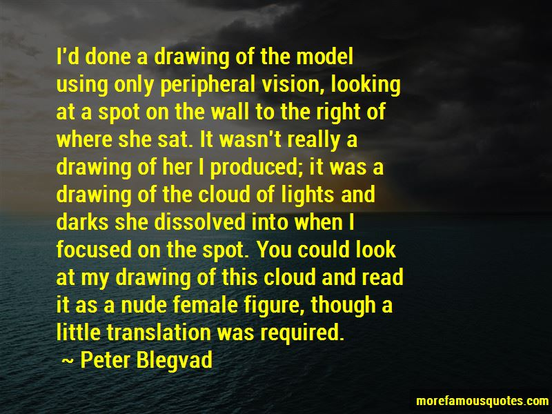Peter Blegvad Quotes Pictures 2