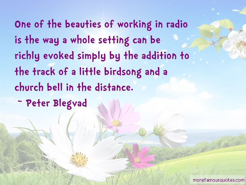 Peter Blegvad Quotes