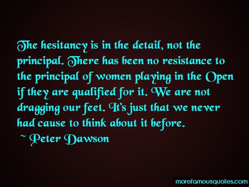 Peter Dawson Quotes Pictures 2