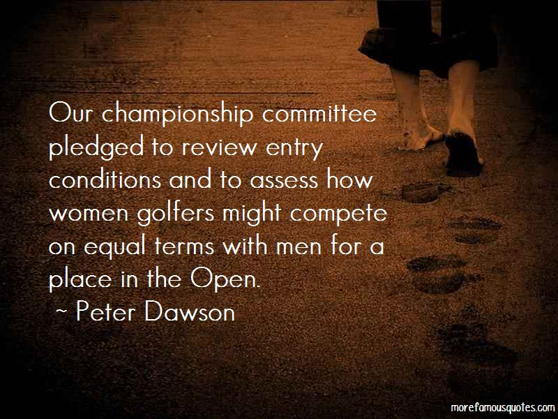 Peter Dawson Quotes Pictures 4