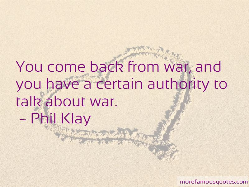 Phil Klay Quotes Pictures 2