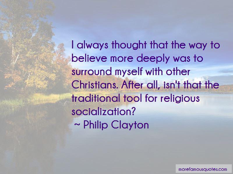 Philip Clayton Quotes Pictures 3