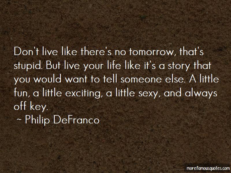 Philip DeFranco Quotes Pictures 3