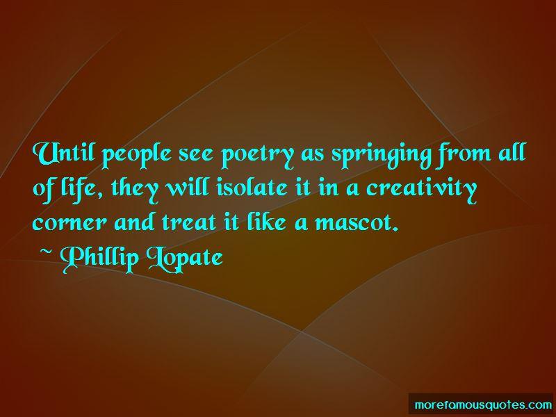 Phillip Lopate Quotes Pictures 4