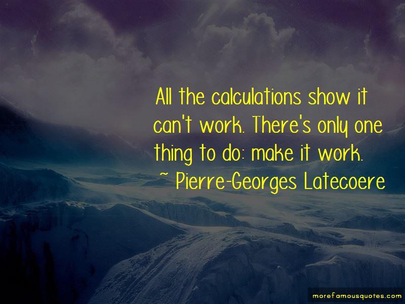 Pierre-Georges Latecoere Quotes