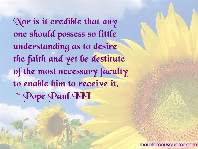Pope Paul III Quotes Pictures 4