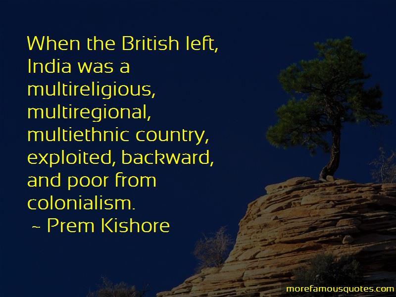 Prem Kishore Quotes