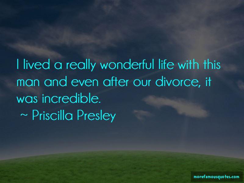 Priscilla Presley Quotes Pictures 2
