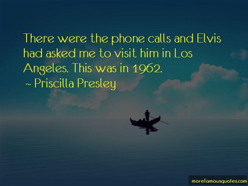 Priscilla Presley Quotes Pictures 4