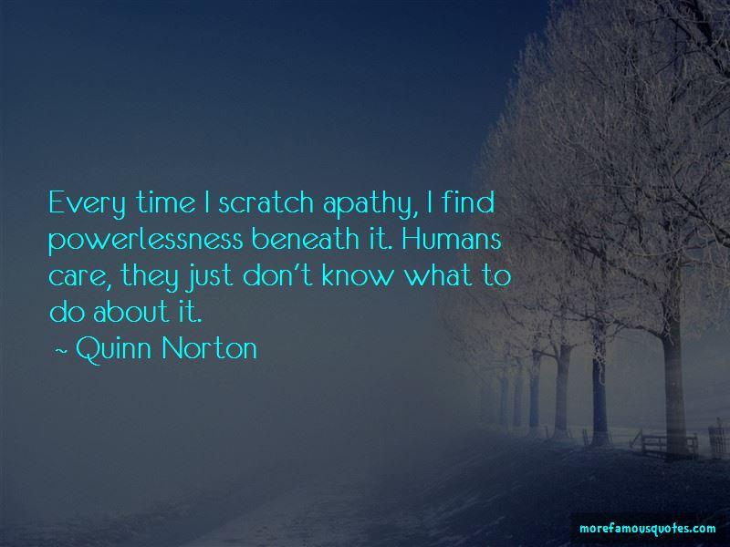Quinn Norton Quotes Pictures 3