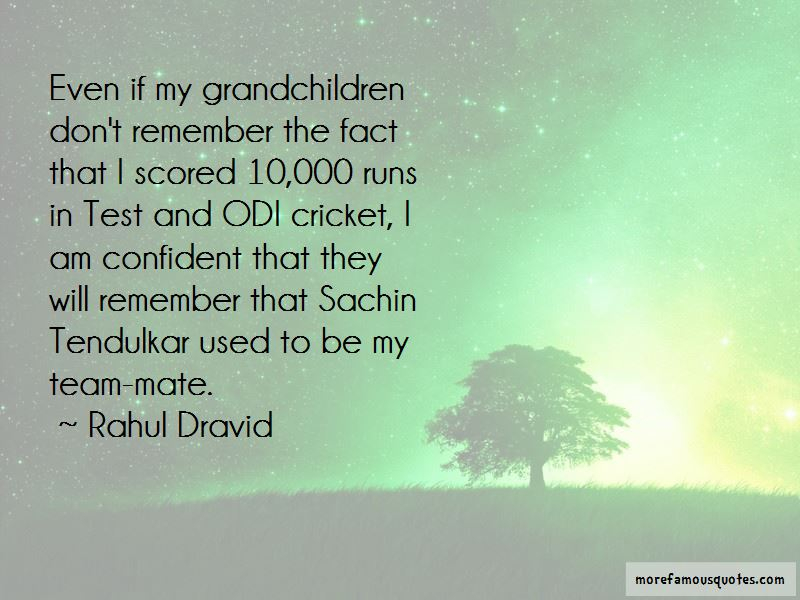 Rahul Dravid Quotes Pictures 3