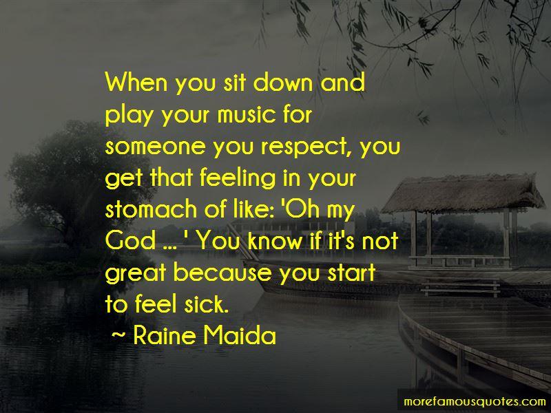 Raine Maida Quotes Pictures 2