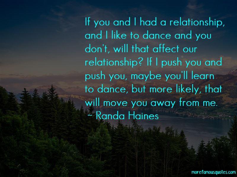 Randa Haines Quotes Pictures 3