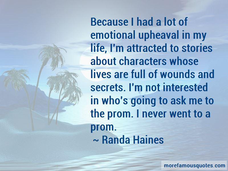 Randa Haines Quotes Pictures 4