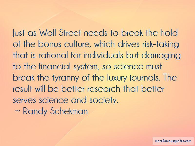 Randy Schekman Quotes Pictures 2