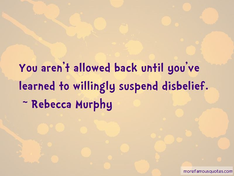 Rebecca Murphy Quotes Pictures 2