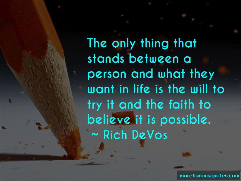 Rich DeVos Quotes