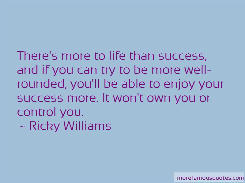Ricky Williams Quotes Pictures 3