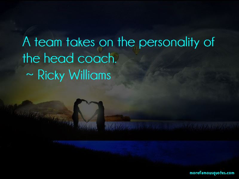Ricky Williams Quotes Pictures 4