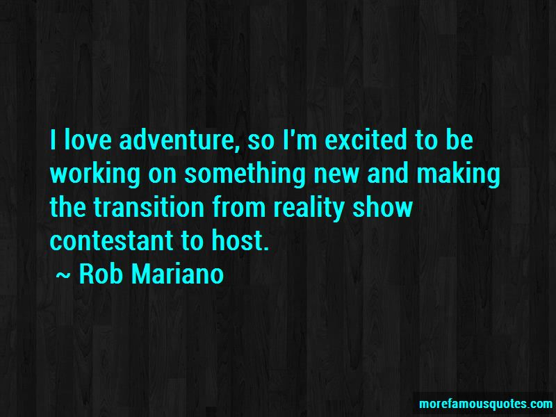 Rob Mariano Quotes Pictures 2