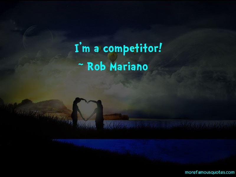 Rob Mariano Quotes