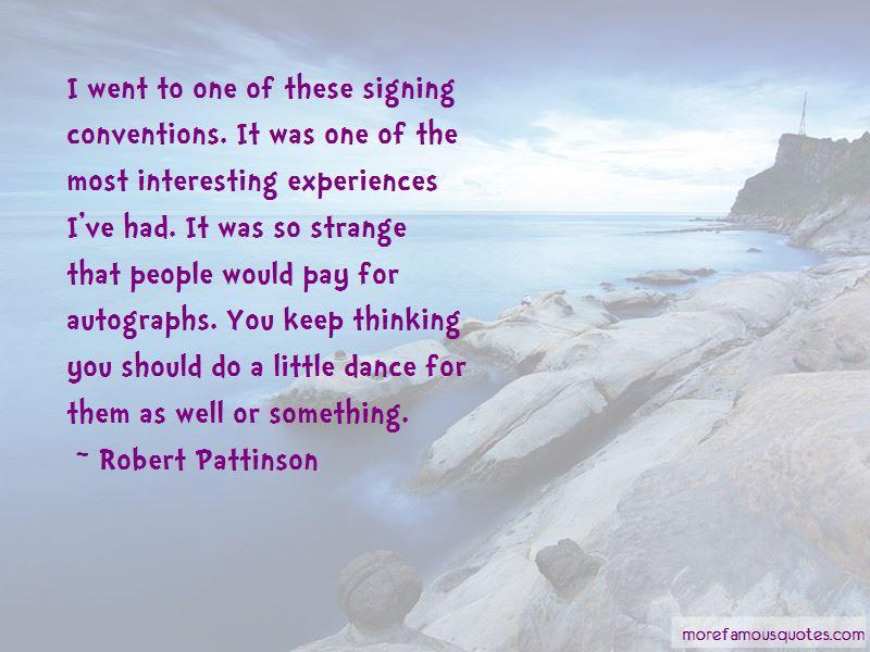 Robert Pattinson Quotes Pictures 2