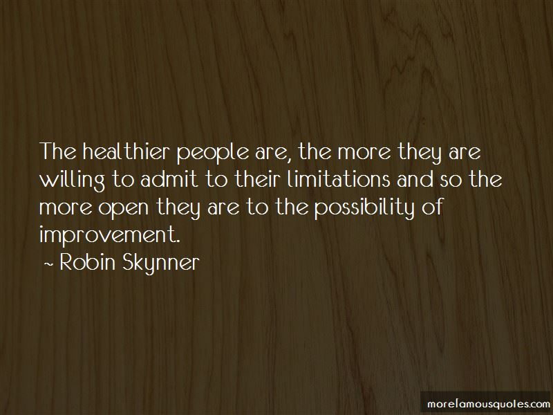 Robin Skynner Quotes Pictures 2