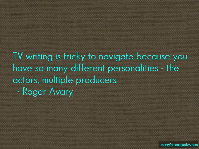 Roger Avary Quotes Pictures 3
