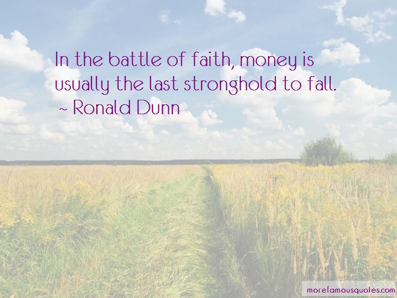 Ronald Dunn Quotes Pictures 2