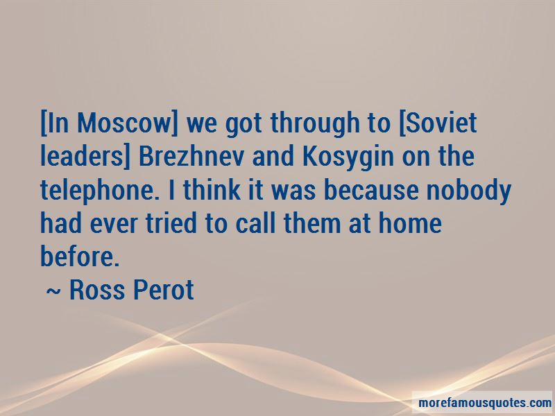 Ross Perot Quotes Pictures 3