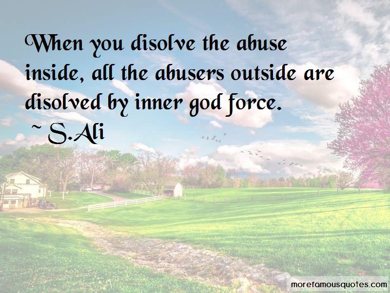 S.Ali Quotes
