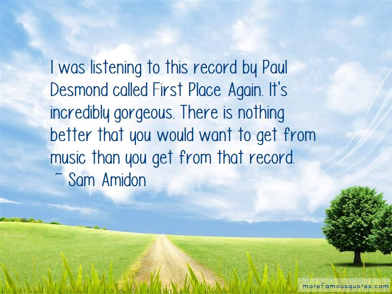 Sam Amidon Quotes Pictures 2