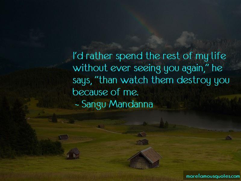 Sangu Mandanna Quotes Pictures 3