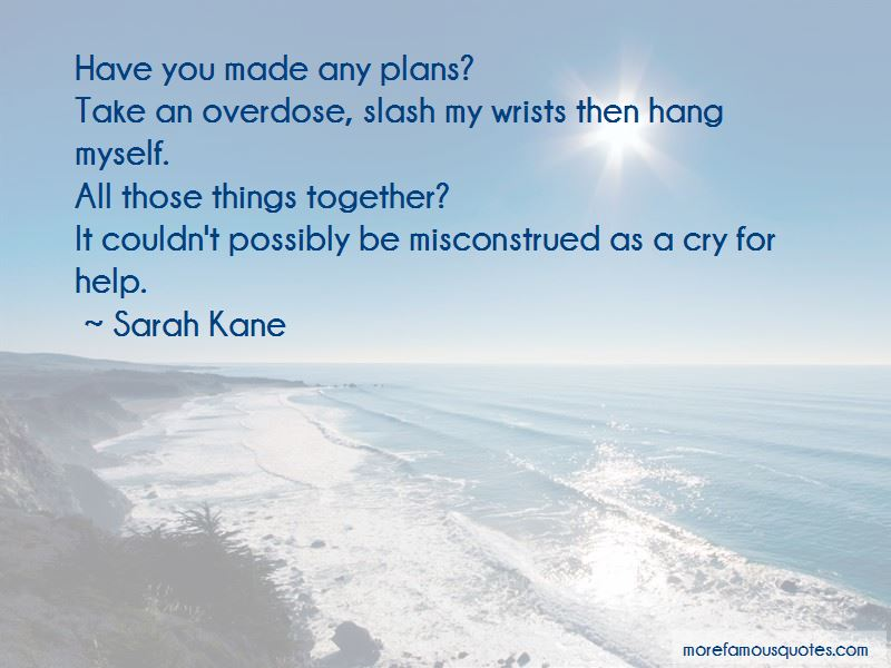 Sarah Kane Quotes Pictures 4