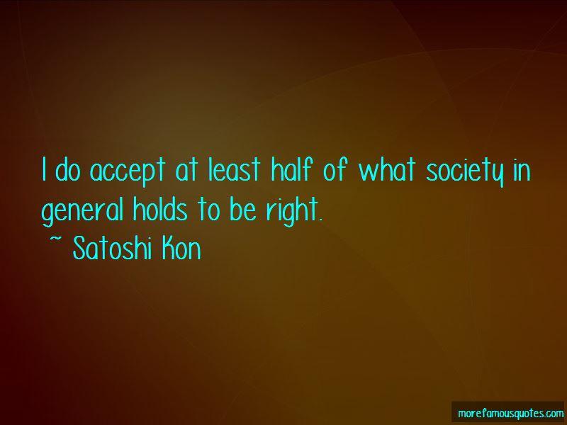 Satoshi Kon Quotes Pictures 2
