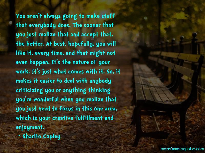 Sharlto Copley Quotes Pictures 4