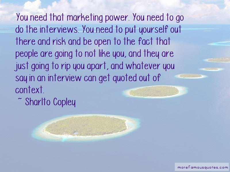 Sharlto Copley Quotes