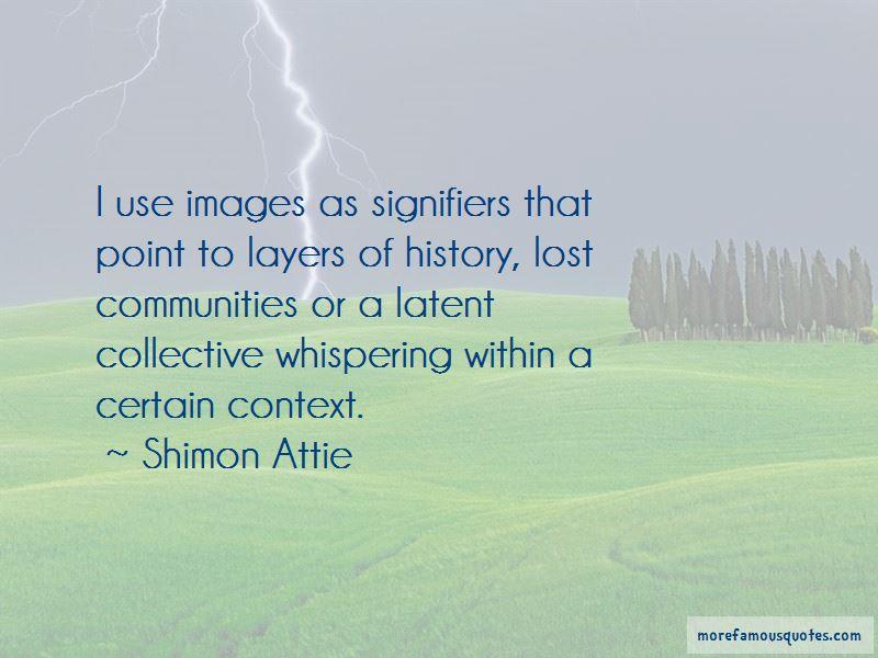 Shimon Attie Quotes Pictures 3