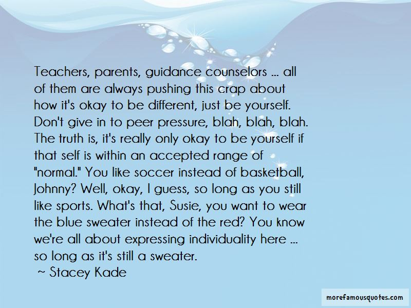 Stacey Kade Quotes Pictures 4