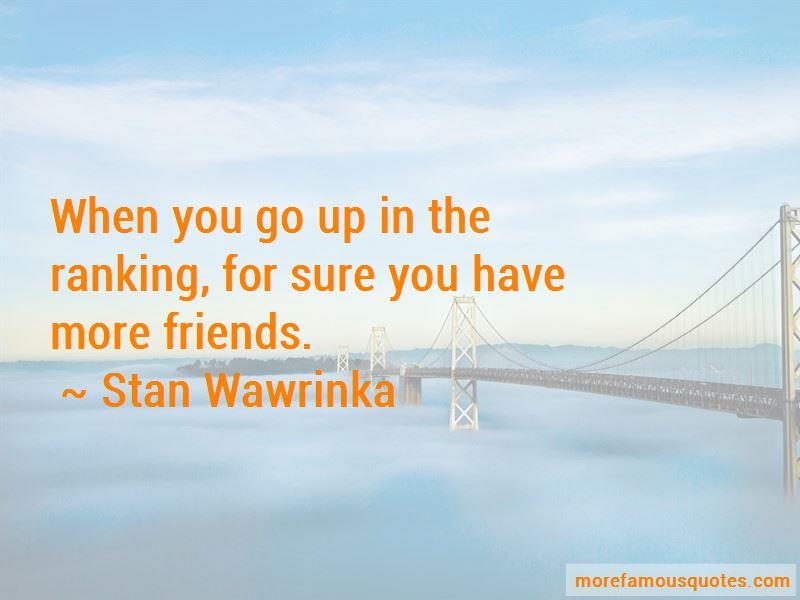 Stan Wawrinka Quotes