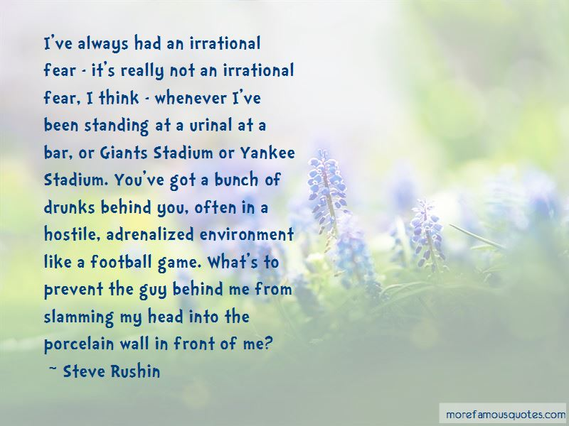 Steve Rushin Quotes Pictures 2