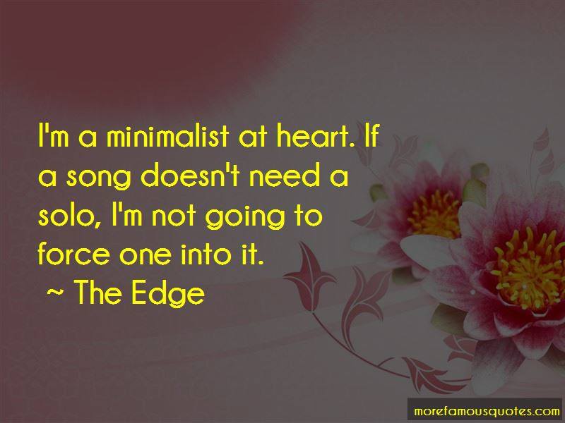 The Edge Quotes Pictures 2