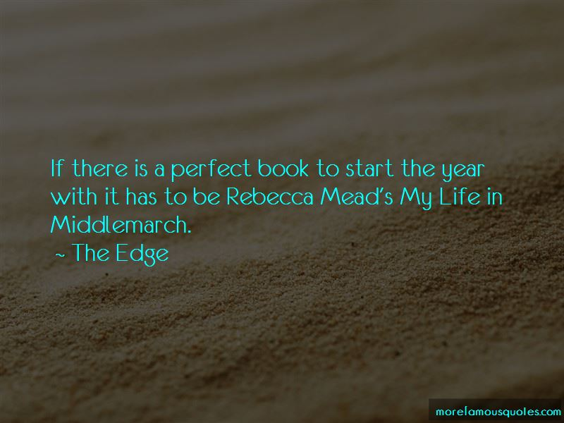 The Edge Quotes