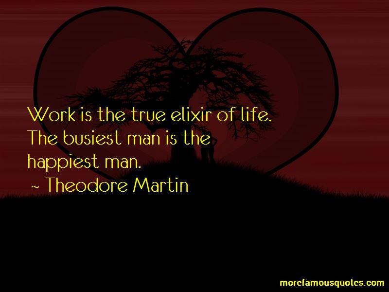 Theodore Martin Quotes