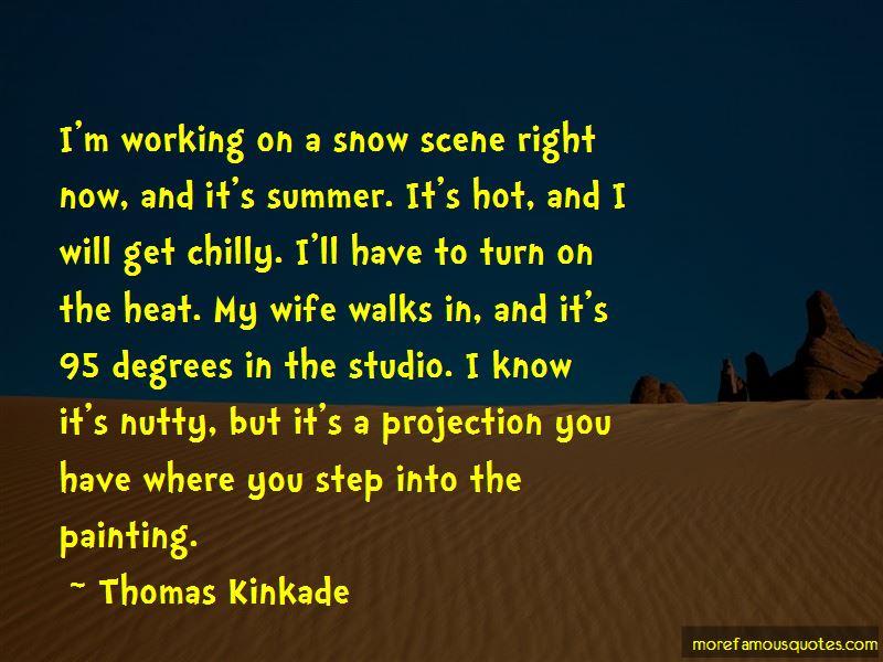 Thomas Kinkade Quotes Pictures 2