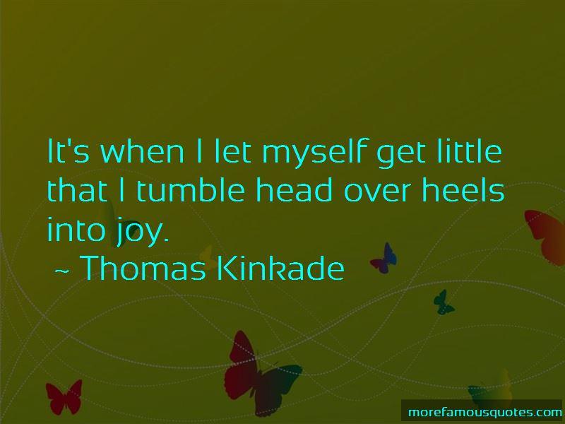 Thomas Kinkade Quotes Pictures 3