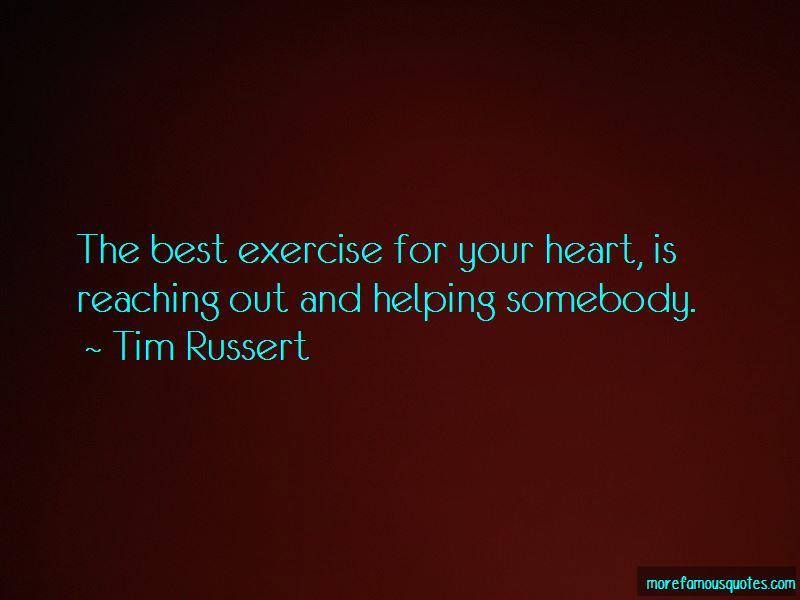 Tim Russert Quotes Pictures 2