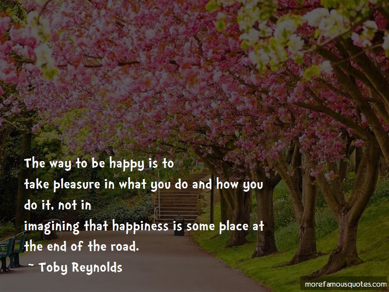 Toby Reynolds Quotes Pictures 2