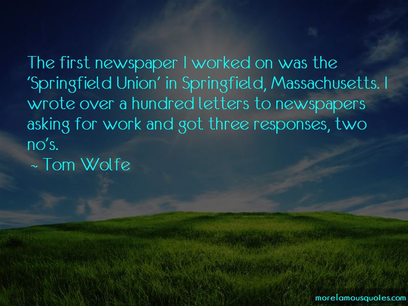 Tom Wolfe Quotes Pictures 4