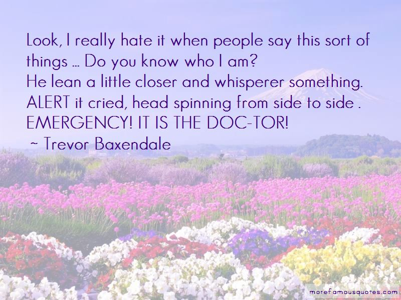 Trevor Baxendale Quotes Pictures 2